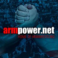 Mistrzostwa Polski 2009 - Prawa ręka # Armwrestling # Armpower.net