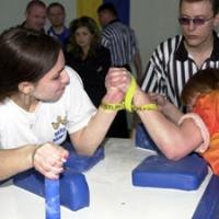 Mistrzostwa Ukrainy 2004 # Siłowanie na ręce # Armwrestling # Armpower.net