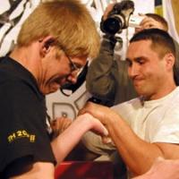 III Mistrzostwa Pomorza - Luzino 2004 # Siłowanie na ręce # Armwrestling # Armpower.net