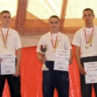 I Mistrzostwa Choszczna # Siłowanie na ręce # Armwrestling # Armpower.net