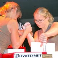 I Mistrzostwa Warmii i Mazur - Olsztyn 2004 # Siłowanie na ręce # Armwrestling # Armpower.net
