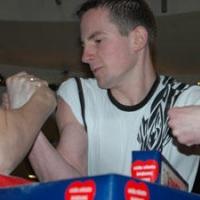 III Mistrzostwa Gdyni w siłowaniu na ręce. # Siłowanie na ręce # Armwrestling # Armpower.net