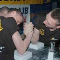 IV Mistrzostwa Pomorza # Siłowanie na ręce # Armwrestling # Armpower.net