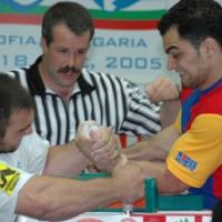 Mistrzostwa Europy 2005 # Siłowanie na ręce # Armwrestling # Armpower.net