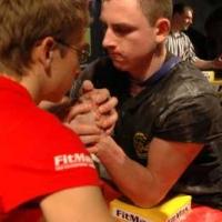 VII Puchar Polski # Siłowanie na ręce # Armwrestling # Armpower.net
