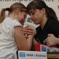 VII Mistrzostwa Polski - Wołomin 2007 - Prawa ręka # Siłowanie na ręce # Armwrestling # Armpower.net