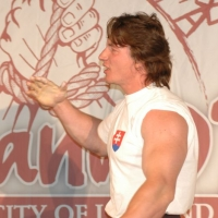 European Armwrestling Championships 2007 - Day 1 # Siłowanie na ręce # Armwrestling # Armpower.net