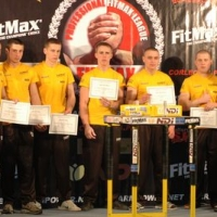 Professional Fitmax League 2008 # Armwrestling # Armpower.net