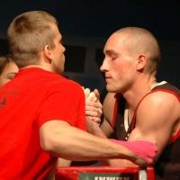 Mistrzostwa Polski 2008 - Lewa ręka # Armwrestling # Armpower.net