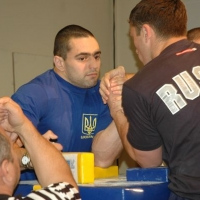 European Armwrestling Championships 2008 - Day 3 # Armwrestling # Armpower.net