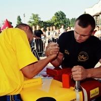 I Mistrzostwa Polski 2001 - Gdynia # Armwrestling # Armpower.net