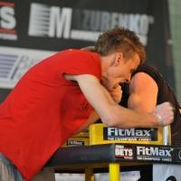 Mistrzostwa Polski 2011 - lewa reka # Siłowanie na ręce # Armwrestling # Armpower.net