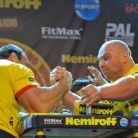 Nemiroff  2011 - Right Hand # Siłowanie na ręce # Armwrestling # Armpower.net
