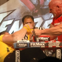 Armfight #40 - Vendetta in Vegas # Siłowanie na ręce # Armwrestling # Armpower.net