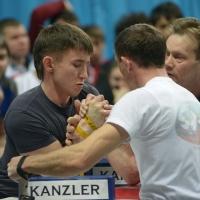 Russian National Championships 2014 - right hand # Siłowanie na ręce # Armwrestling # Armpower.net