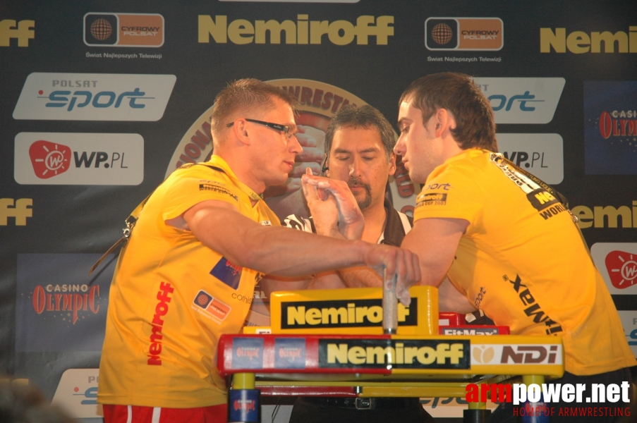 Nemiroff World Cup 2007 # Armwrestling # Armpower.net