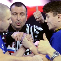 II World Cup for Disabled 2016 - left hand # Armwrestling # Armpower.net
