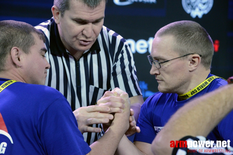 II World Cup for Disabled 2016 - right hand # Armwrestling # Armpower.net