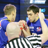 II World Cup for Disabled 2016 - right hand # Siłowanie na ręce # Armwrestling # Armpower.net