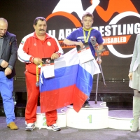 II World Cup for Disabled 2016 - right hand # Aрмспорт # Armsport # Armpower.net