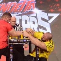 Armfight #48 - Chaffee vs Trubin # Armwrestling # Armpower.net