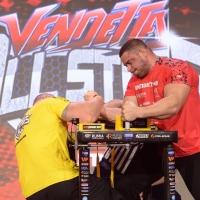 Armfight #48 - Chaffee vs Trubin # Siłowanie na ręce # Armwrestling # Armpower.net