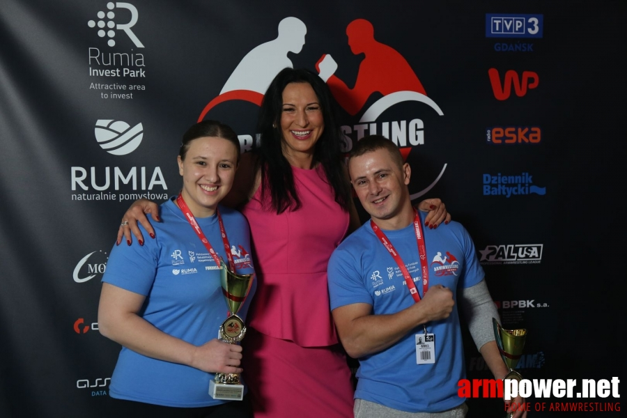 Anna Mazurenko with competitors - Disabled World Cup 2017 # Aрмспорт # Armsport # Armpower.net