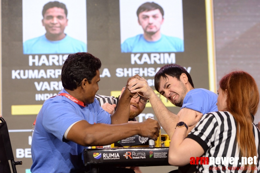 Disabled World Cup 2017 # Armwrestling # Armpower.net