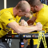 Zloty Tur 2017 - left hand eliminations # Armwrestling # Armpower.net