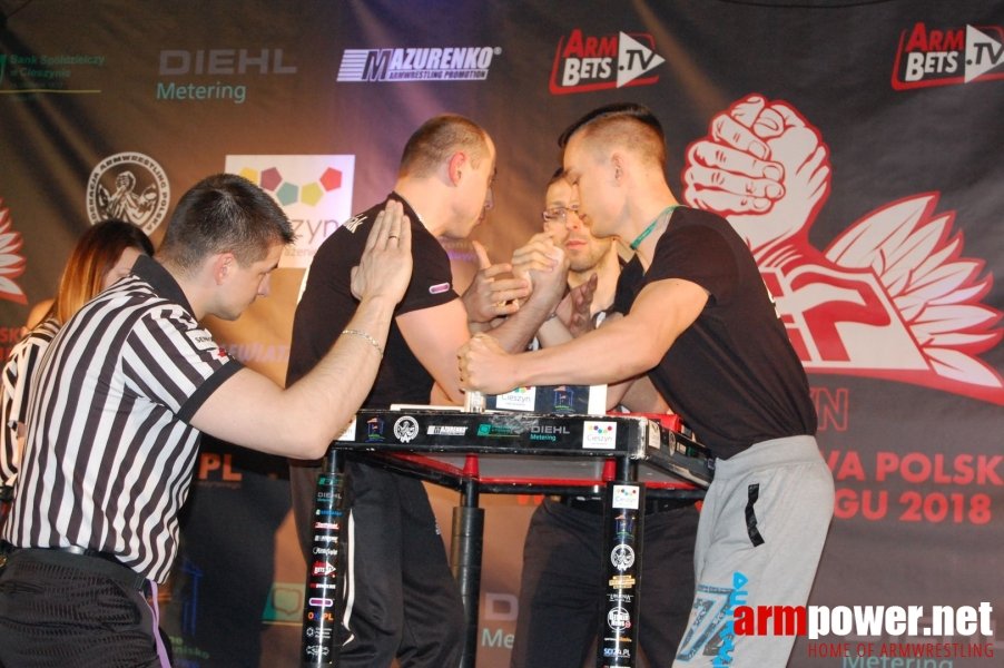 XVIII Polish National Championship - Cieszyn 2018 # Armwrestling # Armpower.net