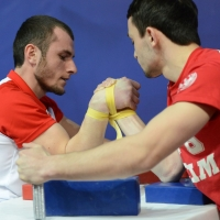 Russian National Championship 2018 # Armwrestling # Armpower.net