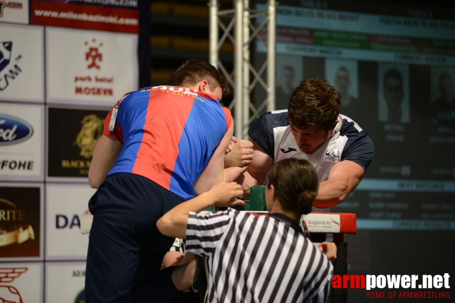 EuroArm2018 - day2 - juniors right hand # Aрмспорт # Armsport # Armpower.net