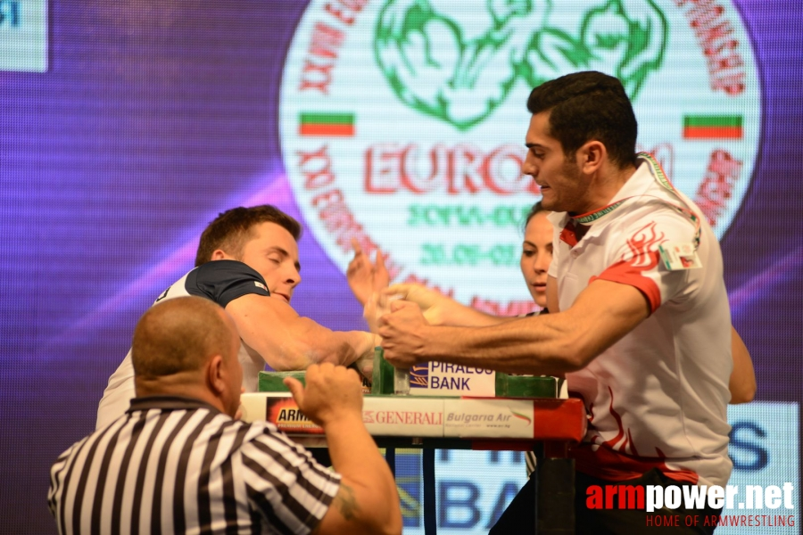EuroArm2018 - day2 - juniors right hand # Armwrestling # Armpower.net