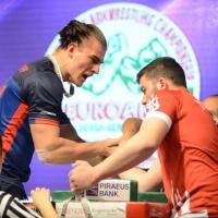 EuroArm2018 - day2 - juniors right hand # Armwrestling # Armpower.net