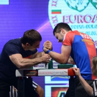 EuroArm2018 - day5 - seniors left # Armwrestling # Armpower.net