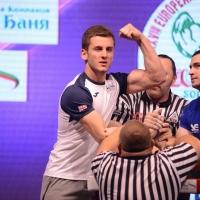 EuroArm2018 - day6 - seniors right # Siłowanie na ręce # Armwrestling # Armpower.net