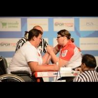 World Para-Armwrestling Championship 2018 - Turkey # Armwrestling # Armpower.net