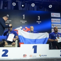 Disabled World Cup 2018 - day1 # Siłowanie na ręce # Armwrestling # Armpower.net