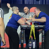 Disabled World Cup 2018 - day2 # Armwrestling # Armpower.net