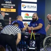 Disabled World Cup 2018 - day2 # Siłowanie na ręce # Armwrestling # Armpower.net